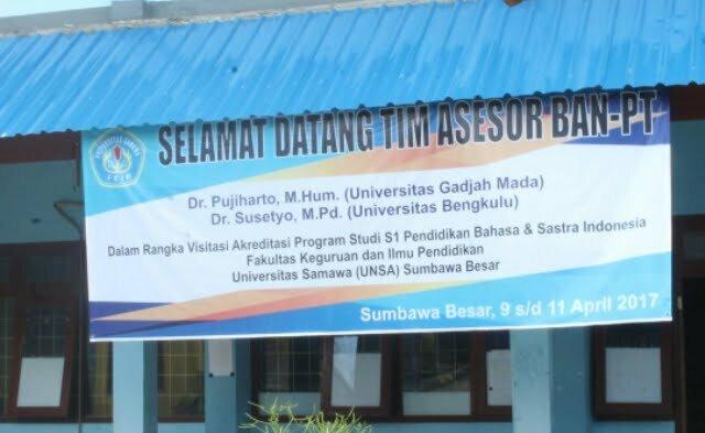 Akreditasi FKIP UNSA