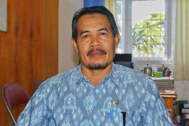 Kadis Kominfo KSB Ir. H. Muslimin HMY M.Si