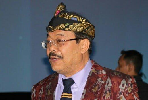 Dr. Kurtubi Anggota DPR RI dari Komisi VII