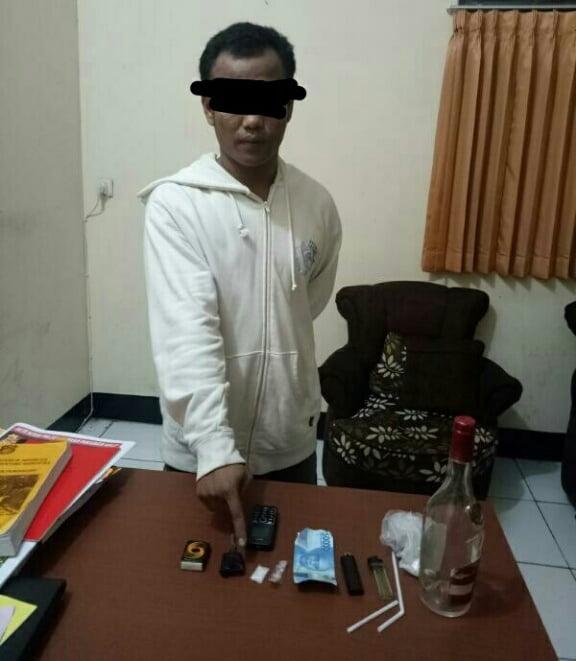 pengedar narkoba ksb