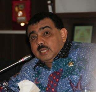Anggota komisi IX DPR RI dari Fraksi NasDem Ali Mahir
