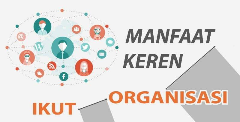 Ilustrasi Ikut organisasi