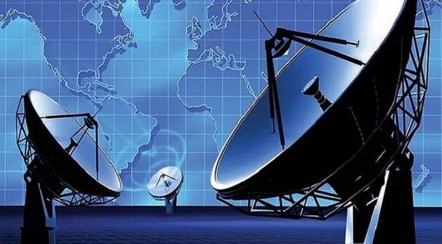 Ilustrasi Penyiaran TV kabel