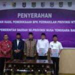 Predikat WTP Kabupaten Sumbawa Barat tahun 2017