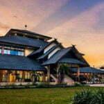 Masjid Agung Nurul Huda Kabupaten Sumbawa