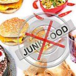 Ilustrasi Junk Food