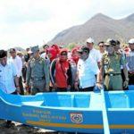 Bantuan kapal kepada nelayan ksb