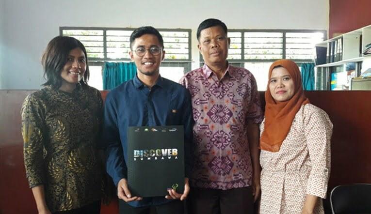 Peluncuran Aplikasi Discover Indonesia