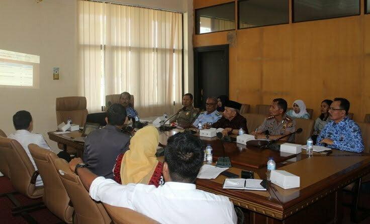rapat koordinasi komisi penanggulangan HIV/Aids