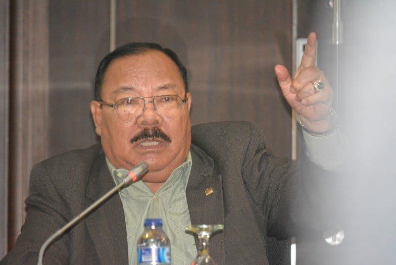 anggota Komisi I Supiadin Aries Saputra