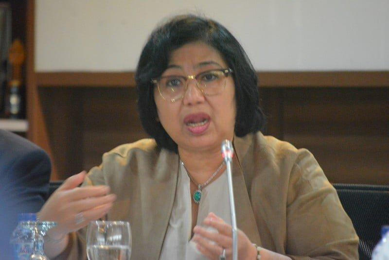 Anggota Komisi IX Irma Suryani
