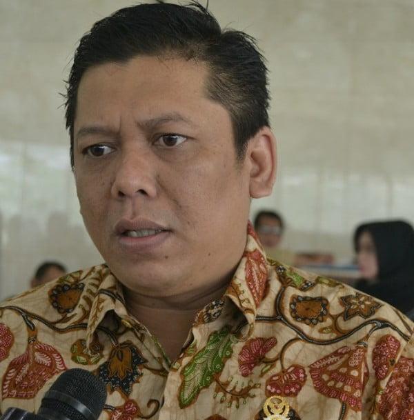 Anggota Komisi XI DPR RI, Donny Imam Priambodo