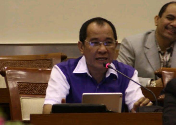 Akbar Faizal – Anggota Komisi III DPR RI