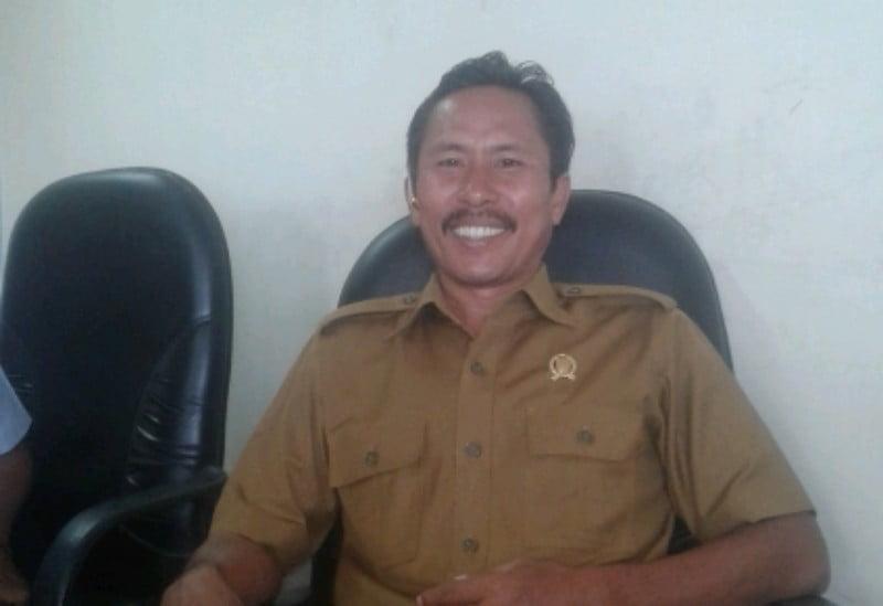 Junaidi Anggota Komisi IV DPRD Sumbawa