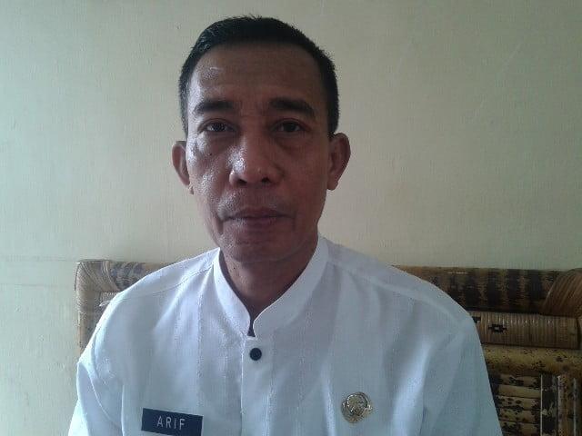Dr. H. Arif, M.Si