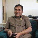 Wakil ketua DPRD Sumbawa Kamaluddin, ST.,