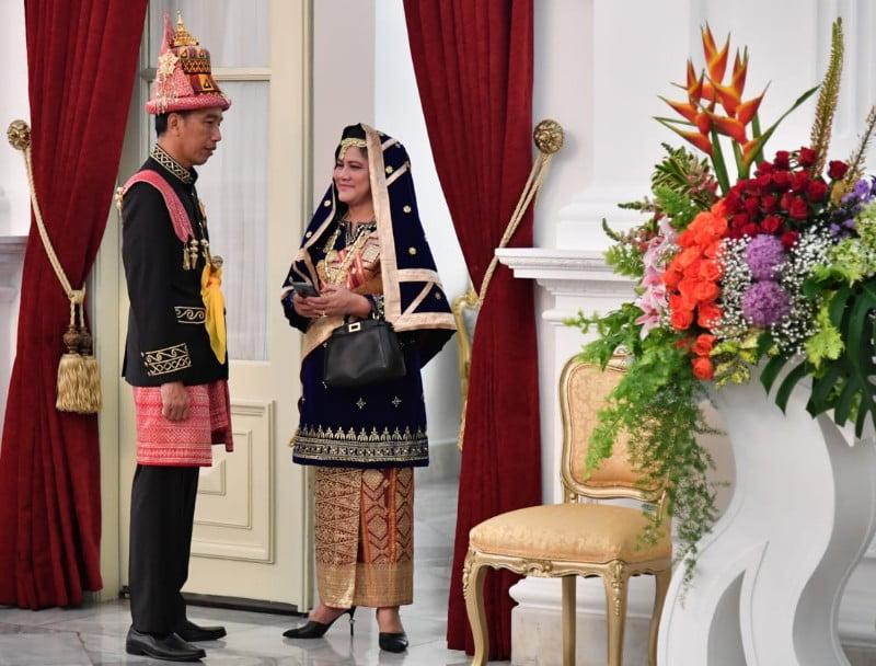 jokowi hut ri 73 Kabar Sumbawa
