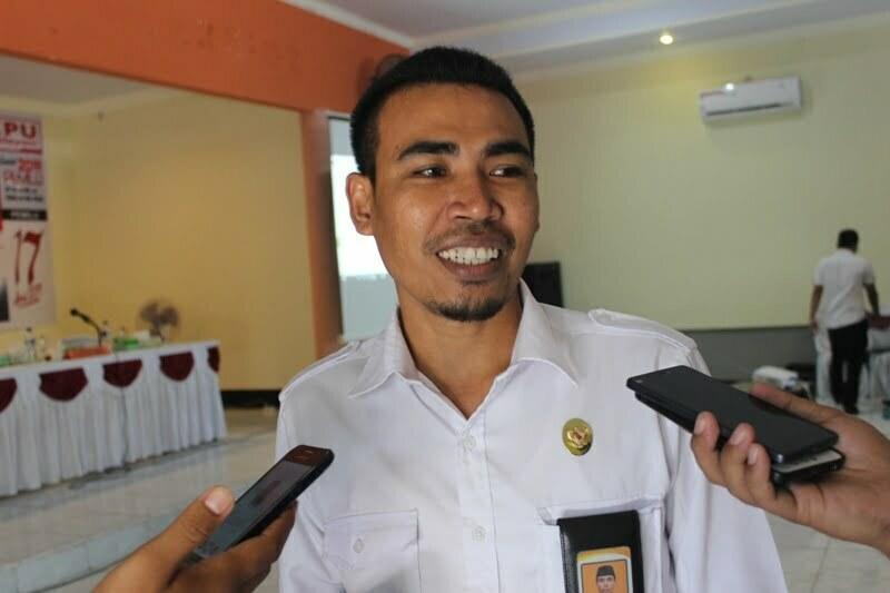 ketua Badan Pengawas Pemilu (Bawaslu) Kabupaten Sumbawa Syamsi Hidayat, S.IP.
