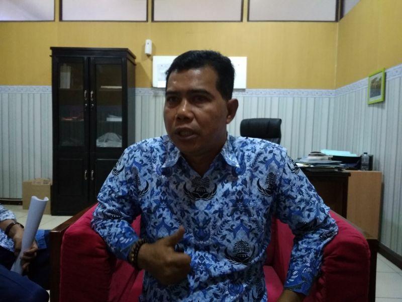 Kepala Bagian Pembanguan Setda Sumbawa Zainal Arifin