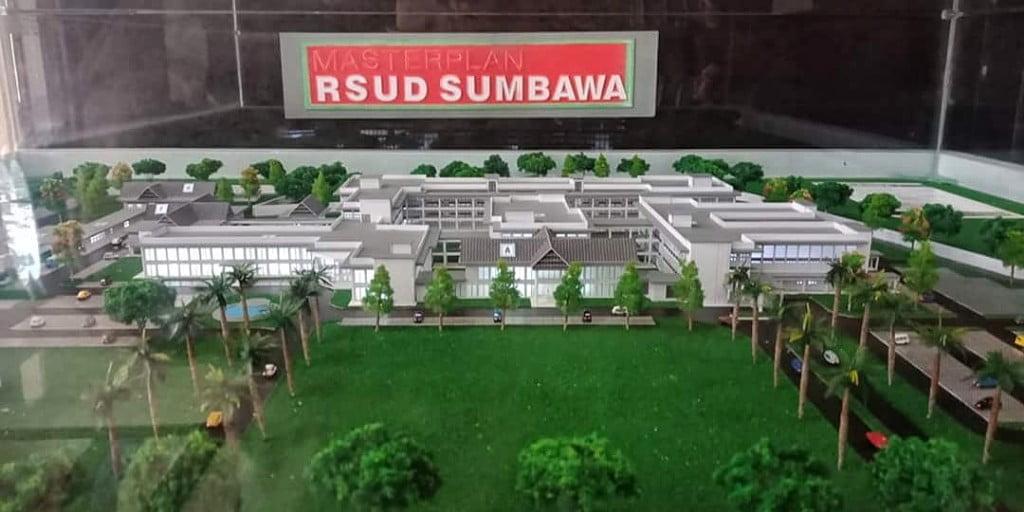 master plan RSUD Sumbawa 1