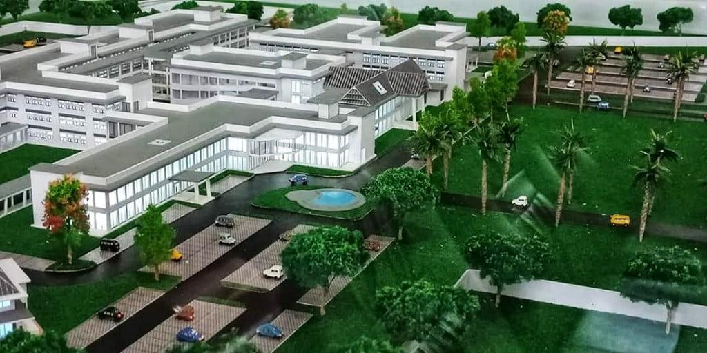 master plan RSUD Sumbawa
