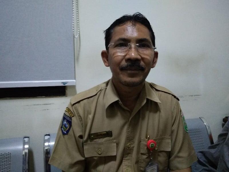 Kepala Dispopar Kabupaten Sumbawa Ir. Junaidi
