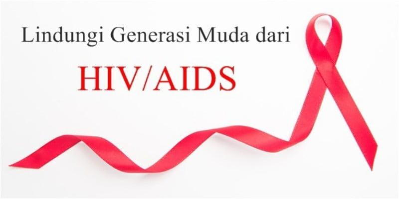 lindungi generasi muda dari hiv aids
