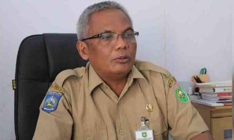 Kepala Dinas Dukcapil Kabupaten Sumbawa Ir. Zulqifli