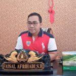 Kasat Reskrim Polres Sumbawa Iptu Faisal Aprihadi, SH.,