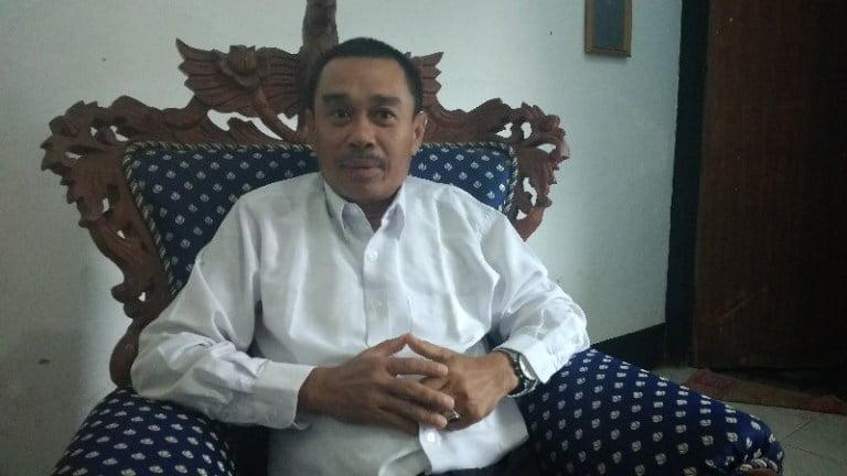 Sekretaris DLH Kabupaten Sumbawa, Abdul Malik, S.Sos