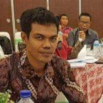 Komisioner KPU Sumbawa Barat, Deni Saputra, S.Pd,