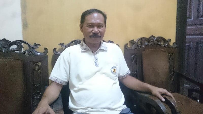 Staf Ahli Bupati Bidang Pembangunan Ekonomi dan Keuangan Ir. Lalu Suharmaji