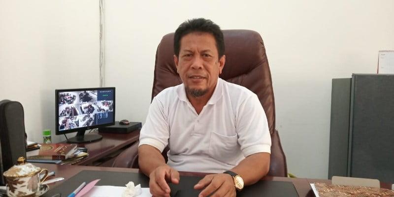 Kepala Bapenda - H. Hasan Basri