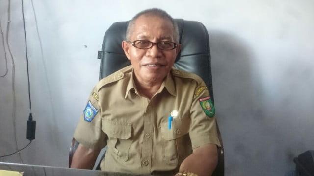 Ir. H. Iskandar D. M.Ec. Dev.,