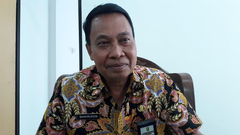 Inspektur Inspektorat Kabupaten Sumbawa, Drs. H. Baharuddin, MM