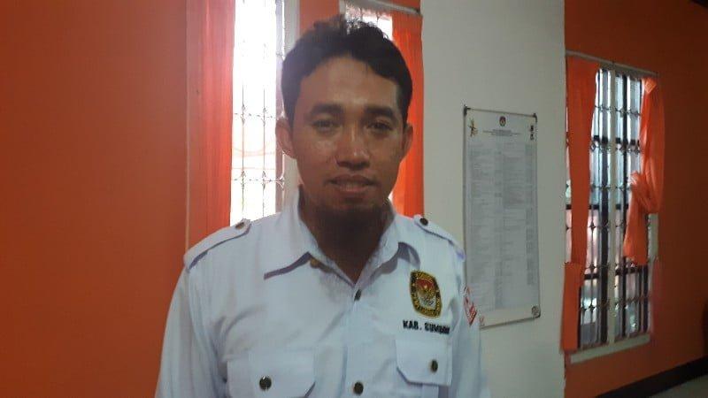 Ketua KPU Sumbawa, Muhammad Wildan, M.Pd.