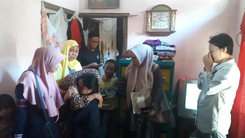 Tenaga Kerja Wanita (TKW) asal Desa Kukin