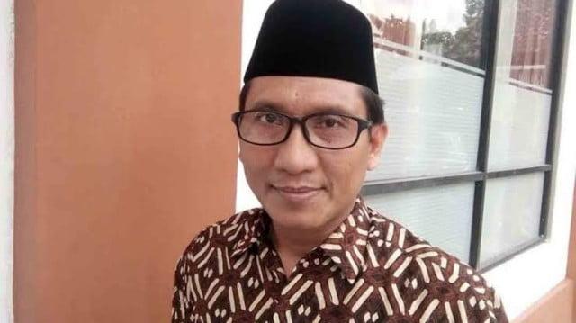 ketua Majelis Ulama Indonesia (MUI) Kabupaten Sumbawa, Syukri Rahmat, S.Ag