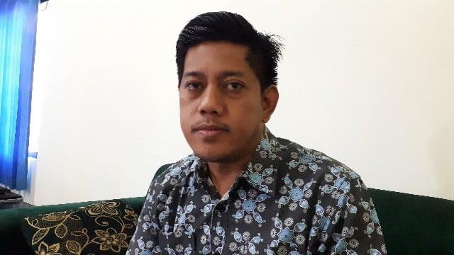 Kepala Perum Bulog Subdivre Sumbawa Heri Sulistiyo