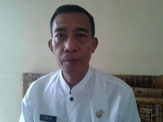 Drs. H. Arif., M.Si