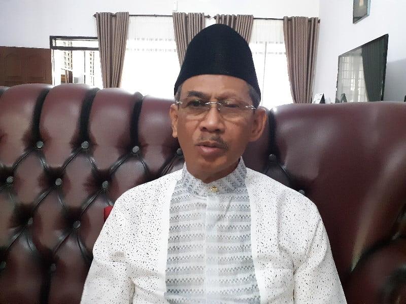 Bupati Sumbawa H. M. Husni Djibril, B.Sc,
