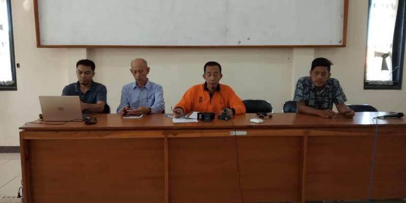jumpa pers fluktuasi harga cabai di Kabupaten Sumbawa