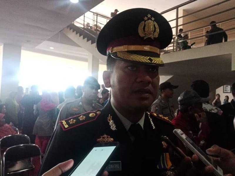 Kapolres Sumbawa AKBP Tunggul Sinatrio SIK