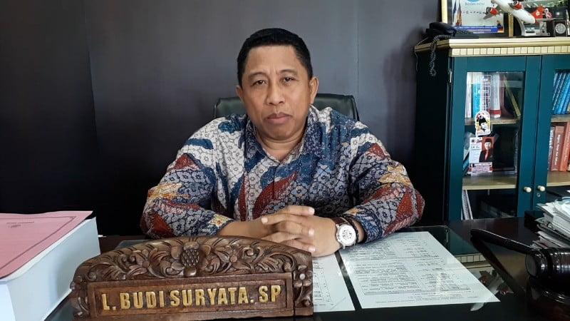 Ketua DPRD Kabupaten Sumbawa, H. Lalu Budi Suryata, SP.