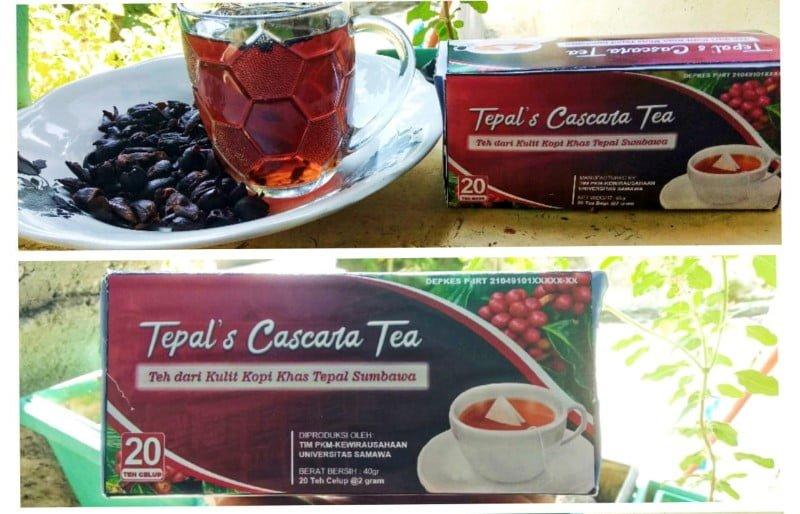 tepal tea Kabar Sumbawa