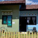 Rumah baru keluarga Robitan dan Kiki Mariam