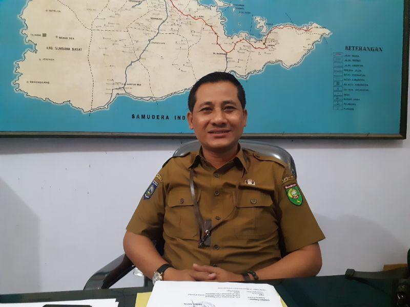 Kabid Bina Marga PUPR Kab. Sumbawa M. Ihsan Imanuddin, ST