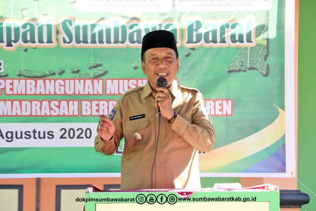wabup MTs2 Lamunga2 1080x720 1 Kabar Sumbawa