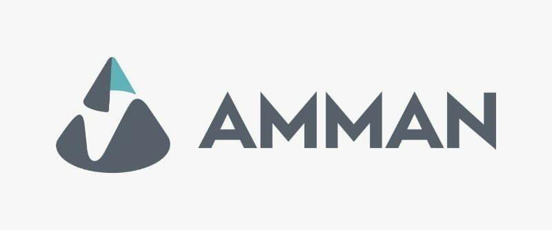 Logo amman mineral
