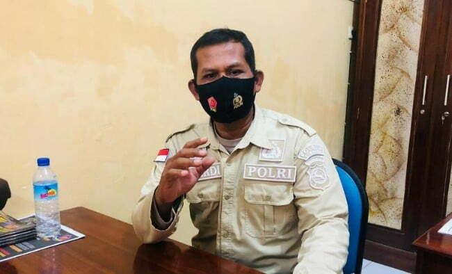kasubag humas polres Kabar Sumbawa
